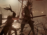 Hellblade: Senua�s Sacrifice Combat System Is Shaping Up Well