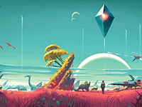 There's An Update On The Release Date For No Man's Sky