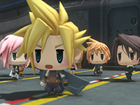 World Of Final Fantasy Has A New E3 Trailer & Heading To The PS4