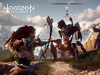 E3 Hands On — Horizon Zero Dawn