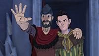 King's Quest — Screenshot