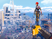E3 2016 Hands On � Agents Of Mayhem