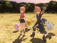 World Of Final Fantasy's Gameplay Looks As Awesome As The Characters Involved