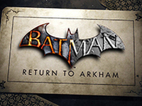 Batman: Return To Arkham May Be Launching In November
