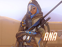 Ana Joins The Good Fight In Overwatch Again