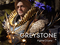 Let Us Break Down Paragon's New Character Greystone