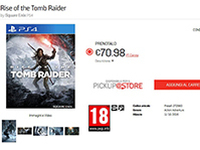 Rumor Has It Rise Of The Tomb Raider Hits The PS4 In October