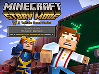 The Seventh Episode Of Minecraft: Story Mode Is Coming Into Control