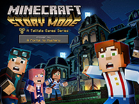 Review � Minecraft: Story Mode � A Portal To Mystery