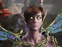 Nature Will Breath More As The Fey Come To Paragon