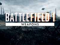 Battlefield 1 Is Going To Have Some Great & Historic Weapons