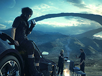Have A Drink As Final Fantasy XV Has Been Delayed A Bit