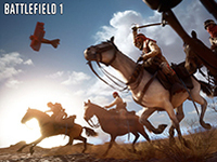 Battlefield 1 Calls In The Calvary With The Latest Gameplay