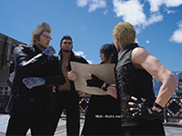 Have A Look At The English Voice Cast For Final Fantasy XV