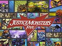 Get A Taste Of FFXV As Justice Monsters V Has Just Launched
