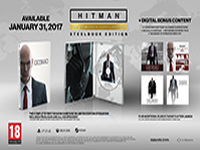 Hitman's First Season Is Getting All Boxed Up Next Year