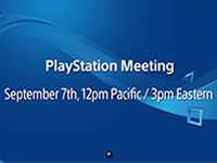Watch PlayStation's Live Meeting Right Here
