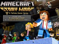 Minecraft: Story Mode Is Wrapping Up Here In No-Time
