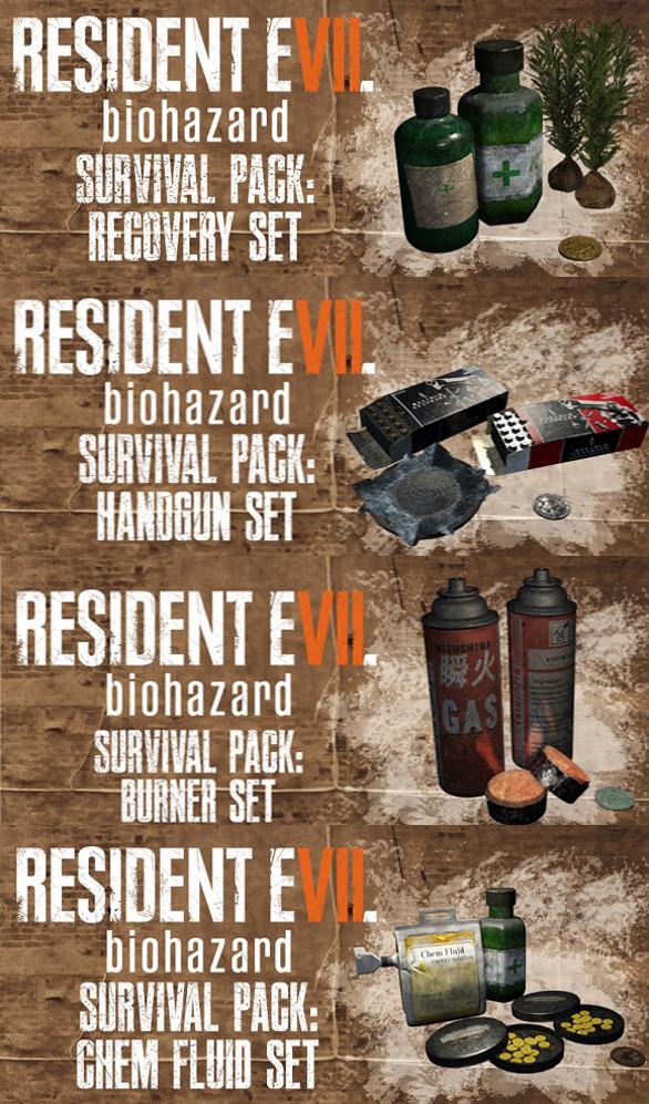 Resident Evil 7 — Pre-Orders