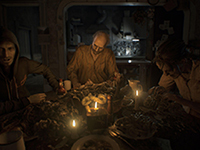 Resident Evil 7 Asks You To Join The Family For Dinner