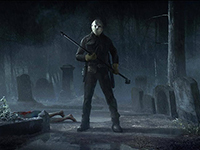 Friday The 13th: The Game Gets A New Jason & Rocker Chick