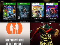 Free PlayStation & Xbox Video Games Coming November 2016