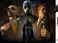 Review � Batman: The Telltale Series � New World Order