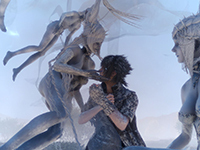Final Fantasy XV's Shiva Is Out In Force With New Screenshots