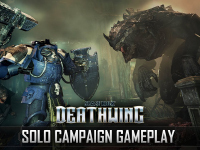 Space Hulk: Deathwing Shows Off Some Sweet Solo Campaign Moves