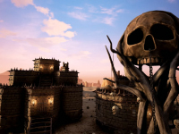 Home Is Where You Keep The Hearts Of Your Enemies In Conan Exiles