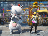 Let Final Fantasy XV's Moogle Chocobo Carnival Festivities Begin