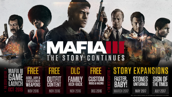 Mafia 3 — Story Expansion