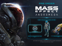 Mass Effect: Andromeda's Pre-Order Bonuses Are Here With A Hint Of Multiplayer