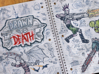 Drawn To Death Has Now Written The Release Date In The Notebook