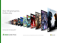 Xbox Game Pass Will Soon Let Gamers Access More Games For A Low Monthly Fee