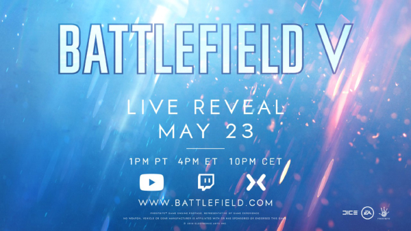 Battlefield V — Live Reveal