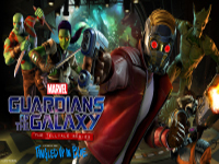 It's Almost Time To Get Tangled In Blue With The Guardians Of The Galaxy
