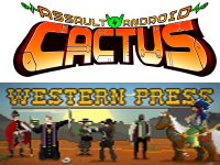 Review � Assault Android Cactus/Western Press