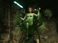Come Get Your Kiss From Poison Ivy From Injustice 2
