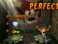 Crash Bandicoot N. Sane Trilogy Shows Some Perfect Gameplay For Upstream