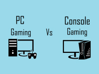 It's The Time Old Fight Of PC Vs Console For Video Games