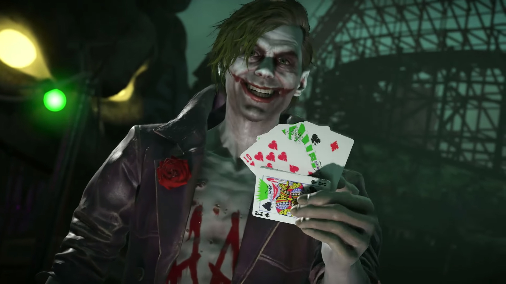 The Joker Is Back In Injustice 2 S Multiverse And More Aggrogamer