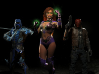 Injustice 2's First Three DLC Characters Have Been Revealed