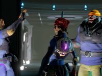 Walk Into The Danger Zone With Agents Of Mayhem's Franchise Force