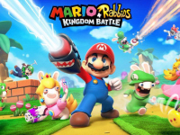 Mario + Rabbids Kingdom Battle Looks To Have Been Leaked Out There