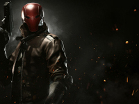 Red Hood Is On His Way To Injustice 2 & Here's A Good Look At Him