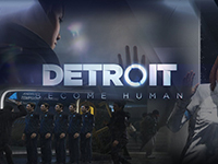 E3 Hands On � Detroit: Become Human