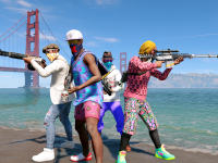 Watch Dogs 2 Is Celebrating The 4th Of July With A 4-Player Party