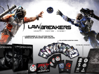 LawBreakers Is Getting A Collector�s Edition & Here�s What Is Coming In It