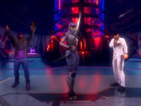 Agents Of Mayhem's Firing Squad Brings Your Daily Public Services